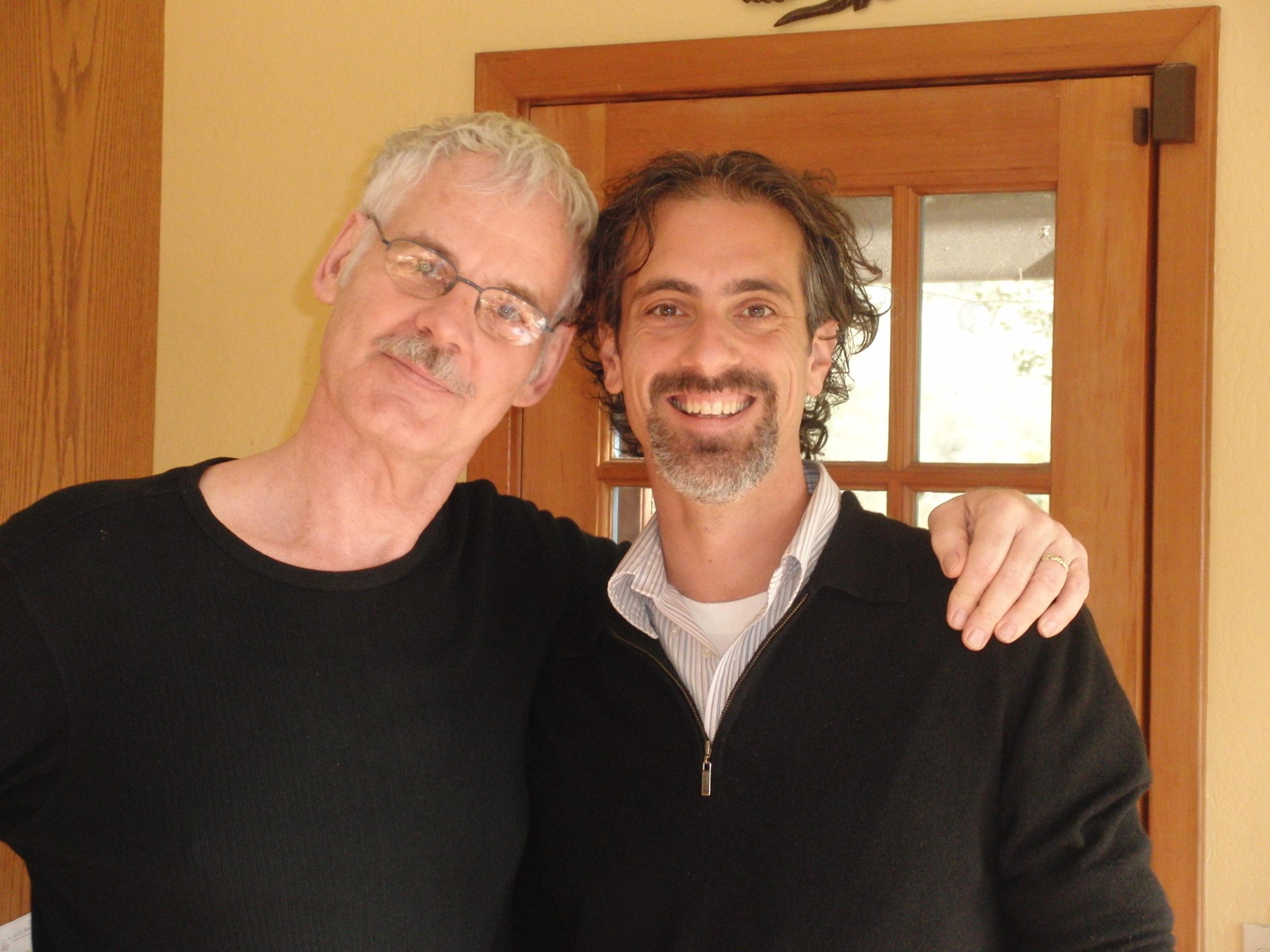 Peter Collins & Brad